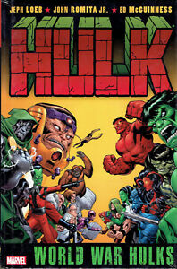 Hulk-World-War-Hulks-by-Jeph-Loeb-2012-Hardcover-Marvel-Graphic-Novel