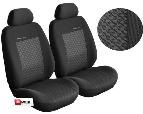 Asiento delantero cubre Ajuste VW Caddy patrón 3