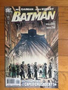 BATMAN 686 DC COMICS B//BOARDED