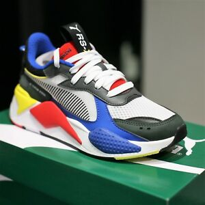 230b37ff49b5 New PUMA RS-X Toys Athletic Shoes - (369449-02) BRAND NEW W  BOX and ...
