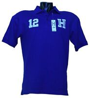 Honduras Blue Polo Shirt