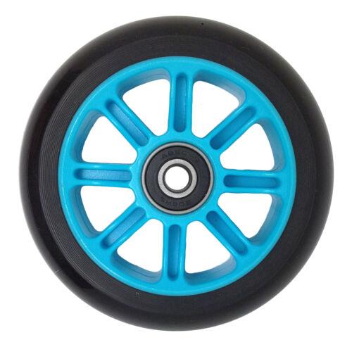 Nylon-Kern 100mm Stunt Scooter pro Roller Rad,88a Pu Gummi MGP Multifarben