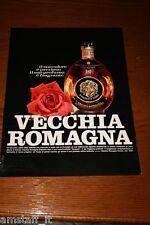 AQ19=1972=VECCHIA ROMAGNA ETICHETTA NERA=PUBBLICITA'=ADVERTISING=WERBUNG=