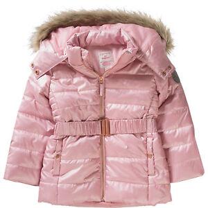 Winterjacke rosa ebay