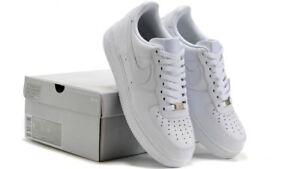 Air Nike Force 111 Sneakers 1'07 White Men 315122 OA8ZBwq85x