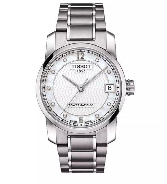Tissot luxury powermatic 80