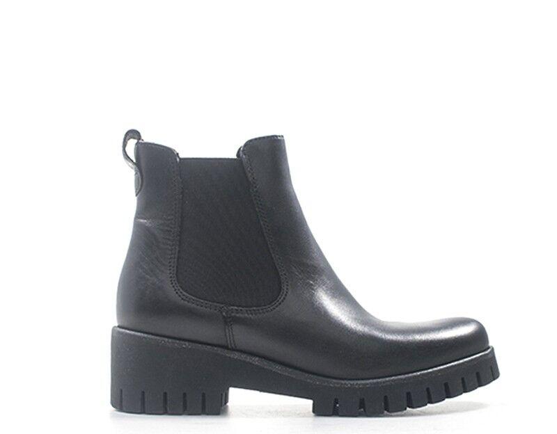Zapatos señora Tamaris negro naturaleza cuero 25461-003