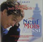 Neuf mois aussi CD Promo Hugh Grant 1995