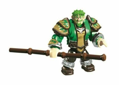 MEGA BLOKS Roto Gnome Monk WORLD OF WARCRAFT SERIES 1