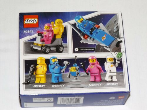 LEGO 70841 Benny/'s Space Squad MOVIE 2