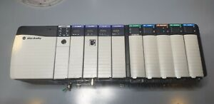 Allen Bradley / Rockwell ControlLogix PLC Rack