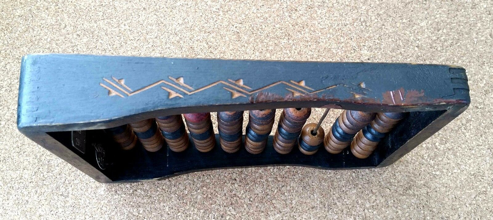 1940s-1950s USSR USSR USSR Russian Soviet WOODEN  ABACUS 8a67f7
