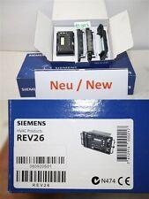 siemens  REV26 Room temperature controller HVAC Raumtemperaturregler