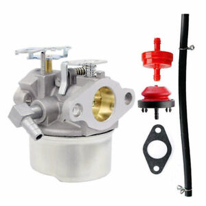 Details about Craftsman tecumseh 5 hp model # 536 886141 carburetor