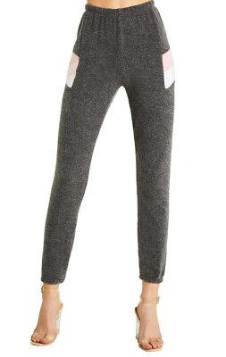 Wildfox Womens Sport Knox Wsf110000 Trousers Slim Cblk Grey Size L RegelmäßIges TeegeträNk Verbessert Ihre Gesundheit Kleidung & Accessoires