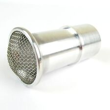 26mm long WEBER DCOE TWIN 45s Carbs//Carburettor SLOT-IN Aluminum Trumpet