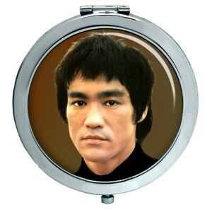 Bruce Lee Kompakter Spiegel