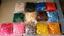 5 x Violet charnière vis en plastique Cover Caps Rabattable fit Taille 6-8 Jauge Vis