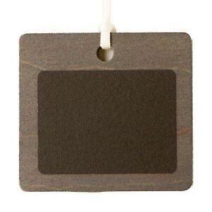 Longaberger-Blackboard-Tie-Ons-Small-Pewter-NEW