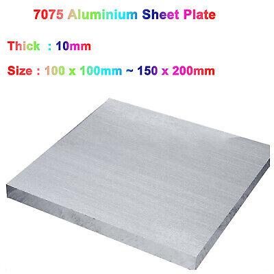 Aluminium plate sheet EN-AW 7075 T651 10mm 12mm 15mm