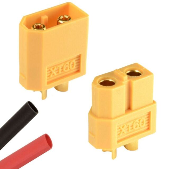 XT60 Male Female RC Battery Connector Plug Socket