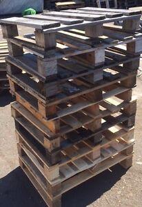 Holz Erfurt 10 einwegpaletten gebraucht 80x60cm holz palette halbpaletten