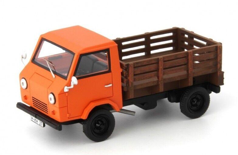 Volkswagen basistransporter-gerhommey - 1973  autocult 1 43  rentable