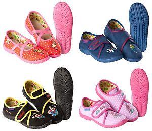 reputable site 0cc54 89652 Kinder Pantoffeln Hausschuhe Ballerinas HARIBO Mädchen ...
