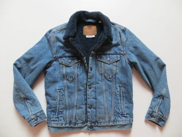 winter jeans jacke mit fell günstig
