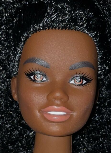 NEW Barbie The Look Red Carpet Blonde Mackie Rooted Lashes