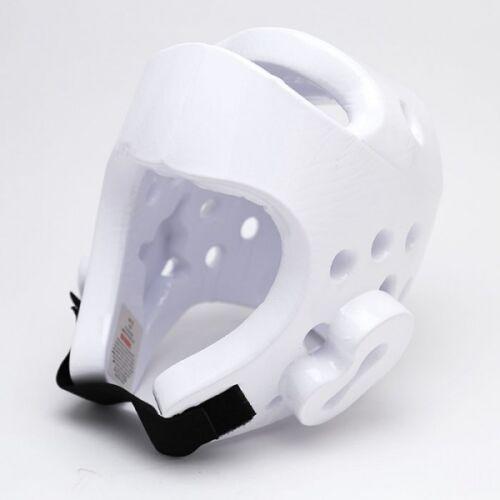 Taekwondo Head Gear Karate MMA Foam Head Protector Guard Sparring Gear-5 Colors