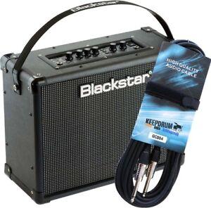 keepdrum Kabel Blackstar Fly 3 Mini Gitarren-Verstärker Def Leppard