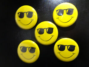 image is loading 5 pk smiley face sunglasses 1 1 4