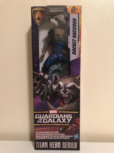 New Guardians Of The Galaxy 6 Inch Rocket Racoon