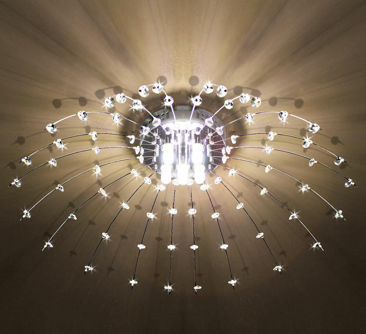E14 Deckenleuchte Moderne Kristall Deckenlampe H/öhenverstellbare Wohnzimmerlampe Wohnkultur Schlafzimmer H/ängelampe Kreatives Design Schmiedeeisen Pendelleuchte Beleuchtung Restaurant Kronleuchter