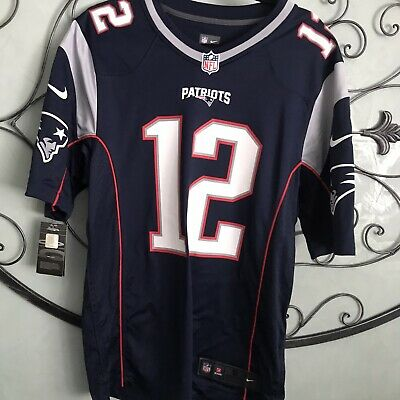 NFL Players Tom Brady New England patriots Jersey NWT Womens Small Free Shi | eBay