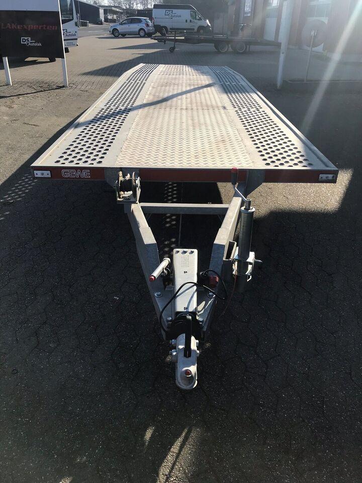 Autotrailer, lastevne (kg): 0