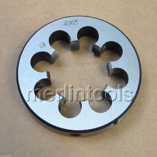 45mm x 1.5 Metric Right hand Die M45 x 1.5mm Pitch