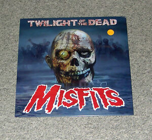 Misfits - Twilight Of The Dead (EP, Glow-In-The-Dark, New & Sealed) - Deutschland - Misfits - Twilight Of The Dead (EP, Glow-In-The-Dark, New & Sealed) - Deutschland