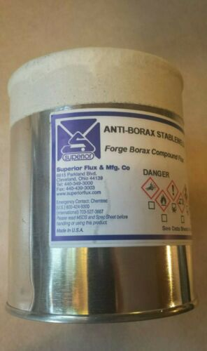 Stableweld Forge Welding Flux Anti-Borax