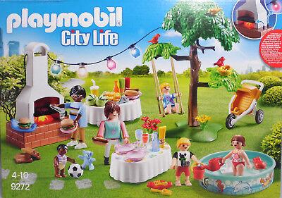 Playmobil 9272 Baum mit Schaukel Spielplatz Kindergarten Schule Pausenhof Garten