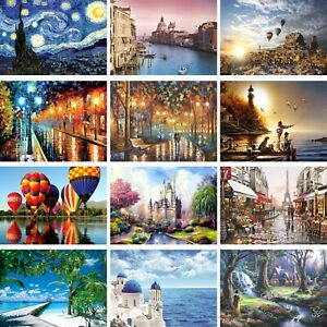500-300-Pieces-DIY-Jigsaw-Fairytale-Vintage-Puzzle-for-Adults-Kids-Toys-Gifts