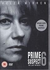 PRIME SUSPECT 6 - the last witness - DVD