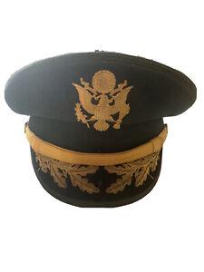 Vintage US Army Officer Dress Hat