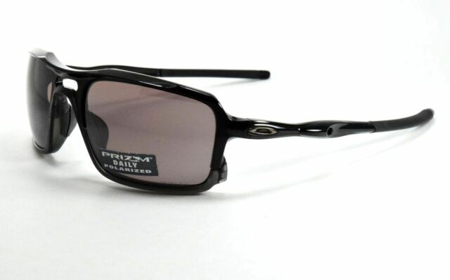 5d74e41595a OAKLEY Sunglasses Triggerman Oo9266 06 Black   Prizm Daily Polarized Lens