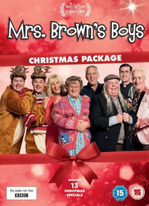 Image Is Loading Mrs Brown 039 S Boys Christmas Package Dvd