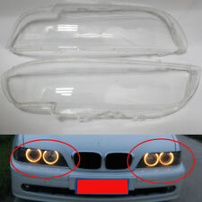 GT Styling GT0256C Clear Headlight Cover