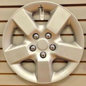 NEW-16-034-Silver-5-spoke-Hubcap-Wheelcover-that-FITS-2008-2015-Nissan-ROGUE