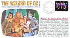 "COVERSCAPE computer designed 60th anniversary ""Wizard of Oz"" on TV event cover"