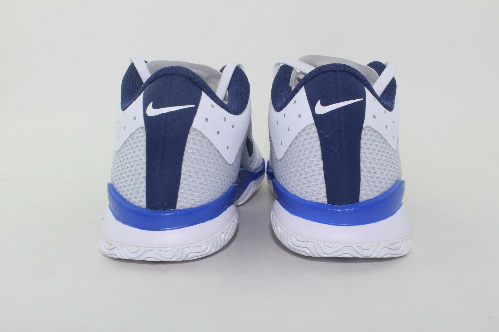 NIKE AIR ZOOM ULTRA BLUE Donna SIZE 10.0 NEW WHITE BLUE ULTRA C HION LIGHTWEIGHT 81bfc7